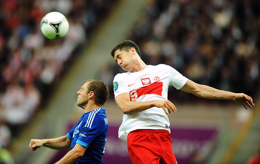 UEFA EURO 2012 Polska - Grecja (1)